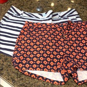 Set of Bebop shorts